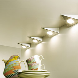 Dynamic UL 2-LED F | Furniture lights | Hera