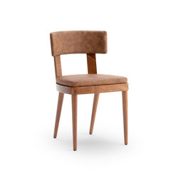 ELEGANZA S | Visitors chairs / Side chairs | Accento
