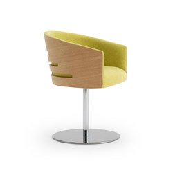 ALBERT TREE | SB1 | Visitors chairs / Side chairs | Accento