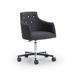 ALBERT ONE | SCR ARM DELUXE | Conference chairs | Accento