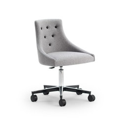 ALBERT ONE | SCR DELUXE | Conference chairs | Accento