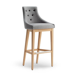 ALBERT ONE | SGSC  DELUXE | Bar stools | Accento