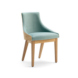 ALBERT ONE | SBL | Visitors chairs / Side chairs | Accento