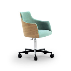 ALBERT ONE | SBR ARM | Conference chairs | Accento
