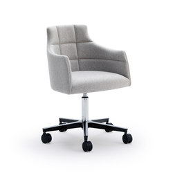 ALBERT ONE | SCR ARM SPECIAL | Conference chairs | Accento