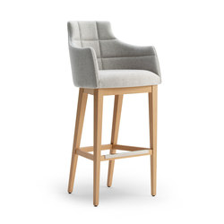 ALBERT ONE | SGSC ARM SPECIAL | Bar stools | Accento