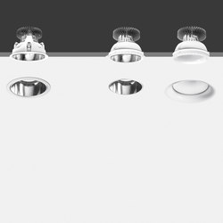 Luceri Led | Lámparas empotrables de techo | Artemide Architectural
