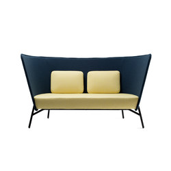 Aura Sofa Low | Loungesofas | Inno