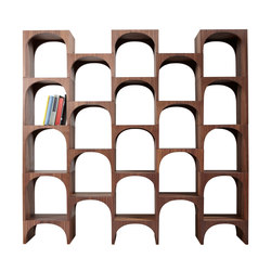 Nepi modular shelving system | Office shelving systems | Internoitaliano