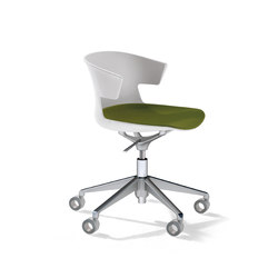 Cove 5 star wheeler | Chaises de bureau | Quadrifoglio Group