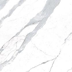 Cava - Bianco Statuario Venato Lucidato | Außenfliesen | Laminam