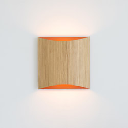 Sophie wall oak copper | Illuminazione generale | lasfera