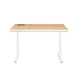 TableAir American Cherry | Escritorios de altura regulable | TableAir