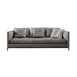 Andersen Slim 103 Quilt | Loungesofas | Minotti