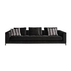 Andersen Slim Quilt | Divani lounge | Minotti