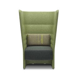 Cell 128 high-back armchair   Armchairs   sitland