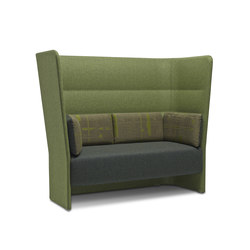 Cell 128 high-back sofa | Sofas | sitland