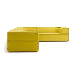 Trio Corner sofa | Canapés d'attente | COR