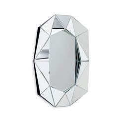 Diamond Large silver | Espejos | Reflections Copenhagen