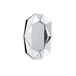 Diamond Small silver | Mirrors | Reflections Copenhagen