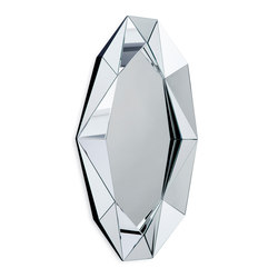 Diamond XL silver | Mirrors | Reflections Copenhagen