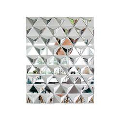 Billion Square silver | Wall decoration | Reflections Copenhagen