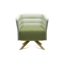 Cell 72 upholstered easy chair | Lounge-work seating | SitLand