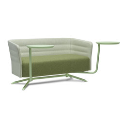 Cell 72 sofa with 4-spoke base | Lounge-work seating | sitland