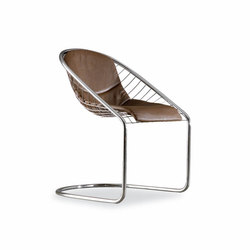 Cortina Chair | Visitors chairs / Side chairs | Minotti