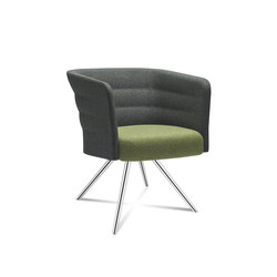 Cell 75 easy chair | Conference chairs | sitland