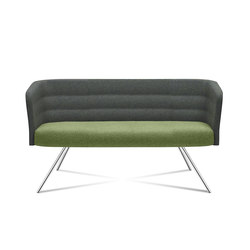 Cell 75 small sofa | Lounge sofas | SitLand