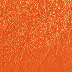 skai Plata orange | Faux leather | Hornschuch