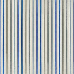 Mirafiori Fabrics | Ventaglio - Wedgwood | Vorhangstoffe | Designers Guild