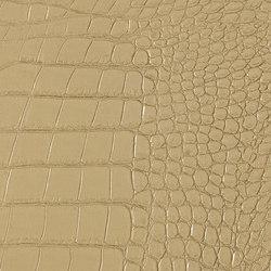 skai Socodilo Flash gold | Faux leather | Hornschuch