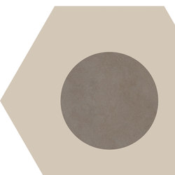 Cørebasics Dot-Negative Ashgrey | CB60DNA | Ceramic tiles | Ornamenta