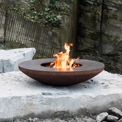 D100 | Chimeneas de jardín | Feuerring