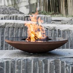 D120 | Caminetti da giardino | Feuerring