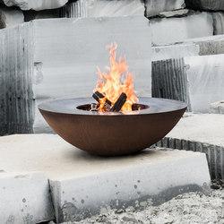 Luna 40 | Caminetti da giardino | Feuerring
