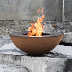 Luna 50 | Gartenfeuerstellen | Feuerring