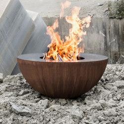 Luna 60 | Gartenfeuerstellen | Feuerring