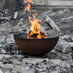 Luneli | Chimeneas de jardín | Feuerring