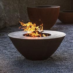 Tulip | Gartenfeuerstellen | Feuerring