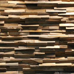 JAVA SP SMALL | Holz Platten | Teak Your Wall