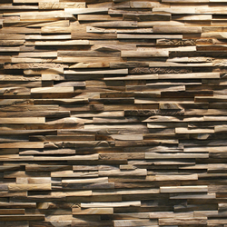 SKIN PANEL S | Holz Platten | Teak Your Wall