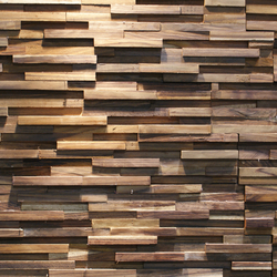 SONOKELING | Wood panels / Wood fibre panels | Teak Your Wall