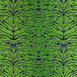 Nouveaux Mondes Fabrics | Pantigre - Malachite | Curtain fabrics | Designers Guild