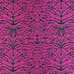 Nouveaux Mondes Fabrics | Pantigre - Grenade | Curtain fabrics | Designers Guild