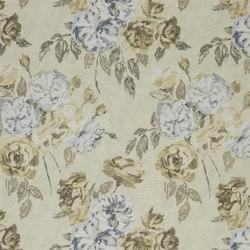 Pavonia Fabrics | Faustine - Linen | Tejidos para cortinas | Designers Guild
