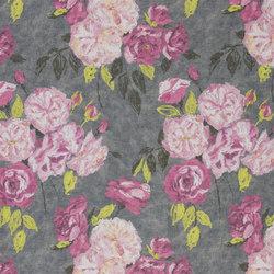 Pavonia Fabrics | Faustine - Damson | Tissus pour rideaux | Designers Guild