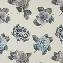 Pavonia Fabrics | Pavonia - Graphite | Curtain fabrics | Designers Guild